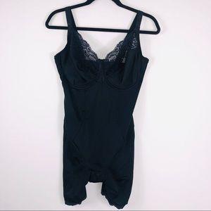 Maidenform Black Shape Wear Size 42DD
